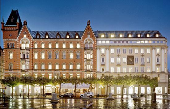Nobis hotel stockholm designed by claesson koivisto rune for 7047 design hotel