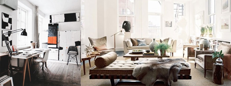 Decorate with vintage pieces the Scandinavian way
