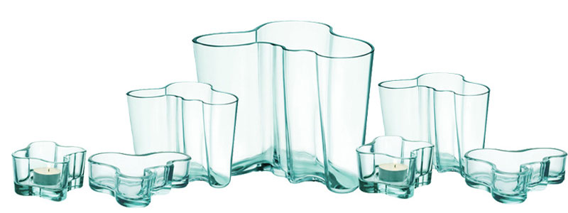 The Aalto Vase From Iittala One Of Our Favorite Classics