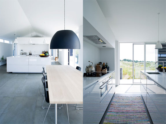 Danish Summer House Design: Danish Summer House Designed By Contour Architects