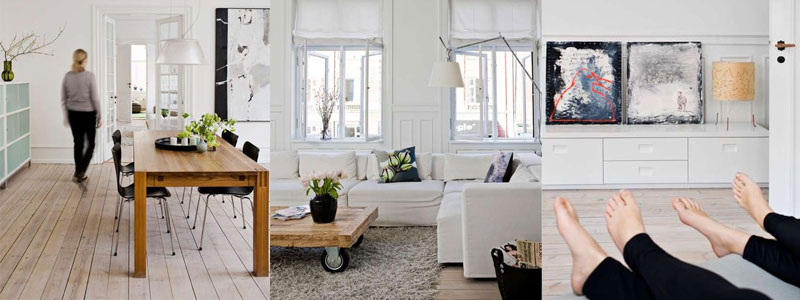 Charming The Home Of The Berzant Family. By Nord, Danish Design ...