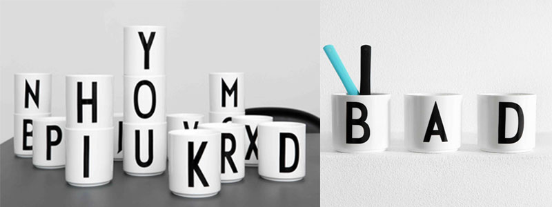 design letters arne jacobsen nordicdesign. Black Bedroom Furniture Sets. Home Design Ideas