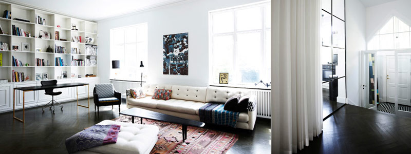 Danish Home Design Ideas: A Beautiful Danish Home