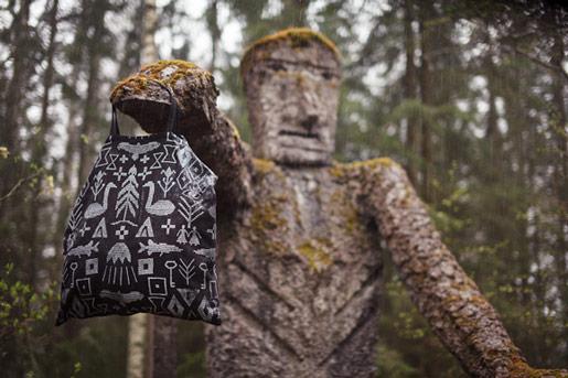 Saana Ja Olli : New textile collection from saana ja olli nordicdesign