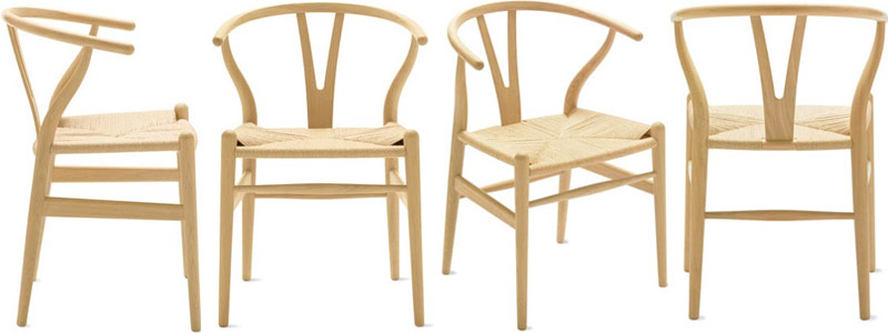 Design classic Wishbone Chair NordicDesign