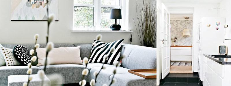 Danish Home Design Ideas: Bright Danish House