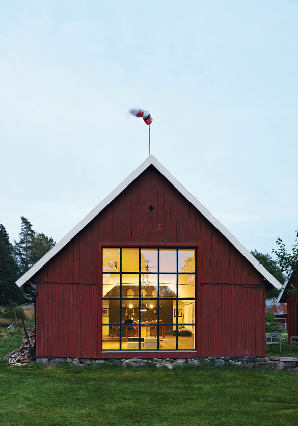 A Summer House In A Modernized Farm In Sweden Nordicdesign