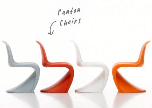 Panton-chairs