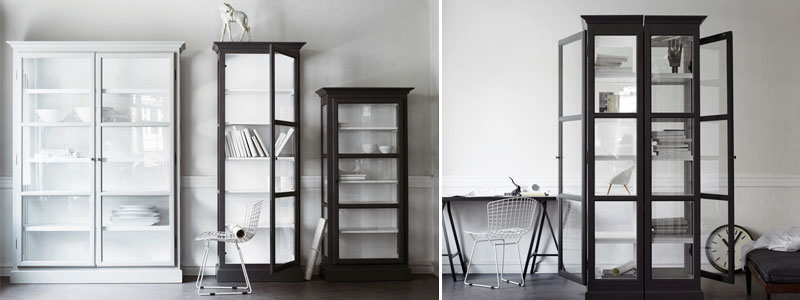 Moderne Beautiful Cabinets by Lindebjerg Design - NordicDesign VD-54