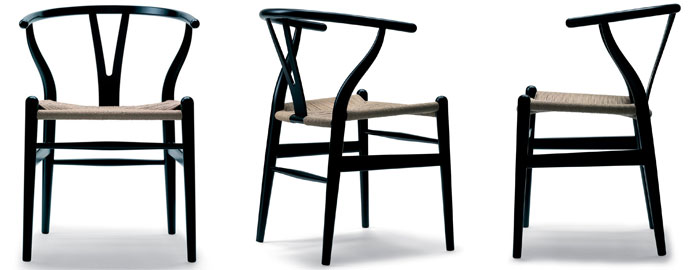 ... Wegner Is Responsible For Designing What Is Arguably One Of The Most  Iconic Chairs Of The Modern Era. In Fact, The Wishbone Chair Is Probably ...