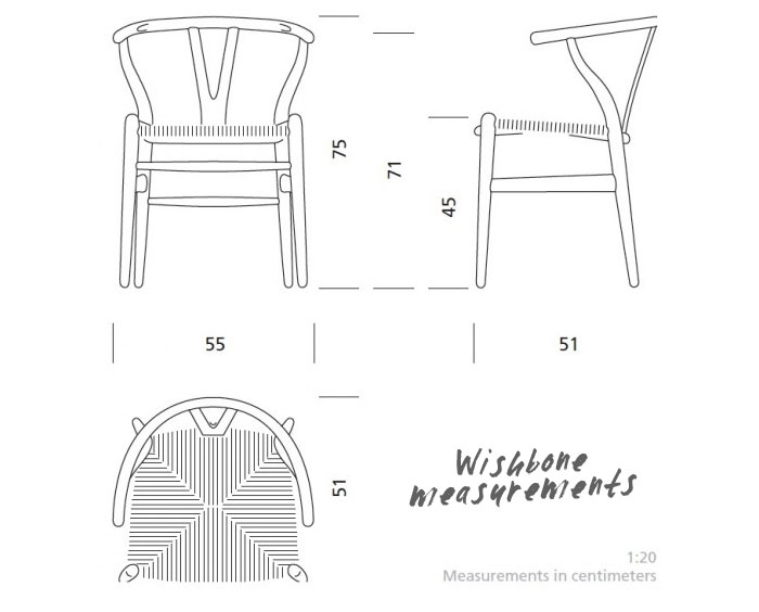 wishbone-chair-measurements