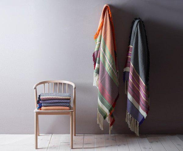 Nordland Bunad Blanket