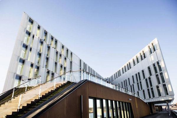 Case Study Un City Copenhagen Sustainable Building Design