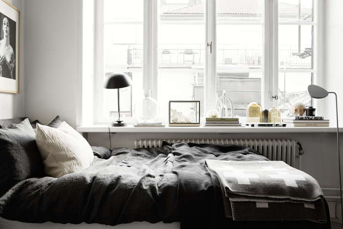Beautiful Monochromatic Rooms by Lotta Agaton_44