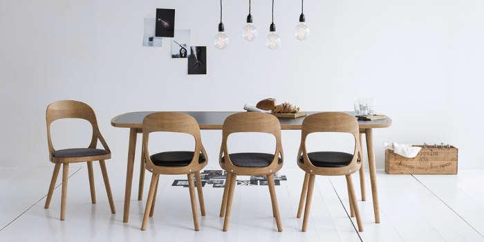 Colibri chair by Markus Johansson for HansK_1