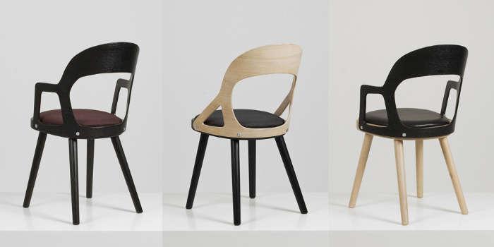 Colibri chair by Markus Johansson for HansK_3