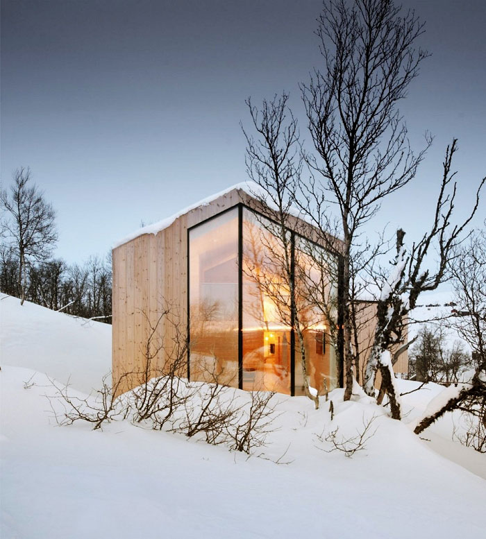 Holiday Home Design Ideas: Fantastic Holiday Home In Norway