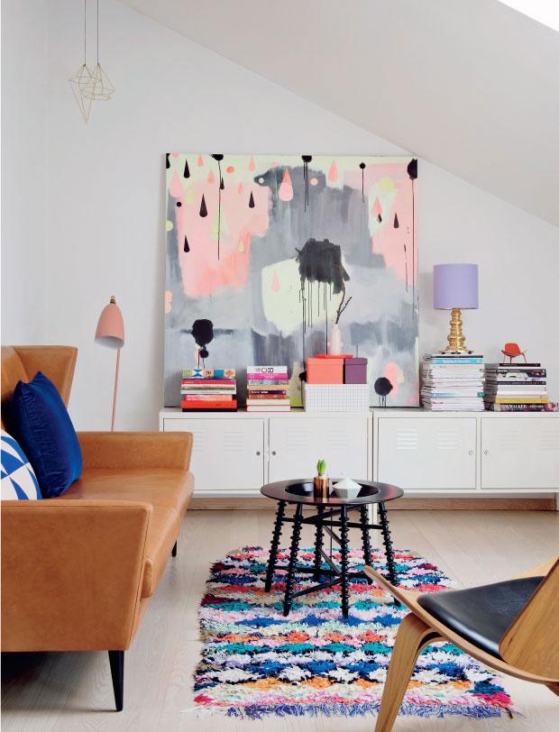 Nynne Rosenvinge's home