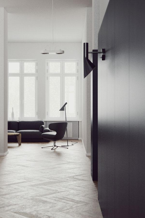 Sleek-interior-chevron-floor4