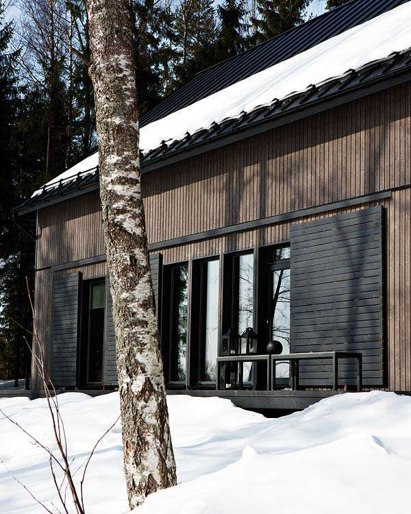 Spacious Countryside Home in Finland_8