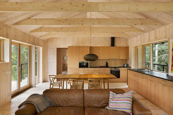 Wooden Cabin in the Swedish Archipelago_6