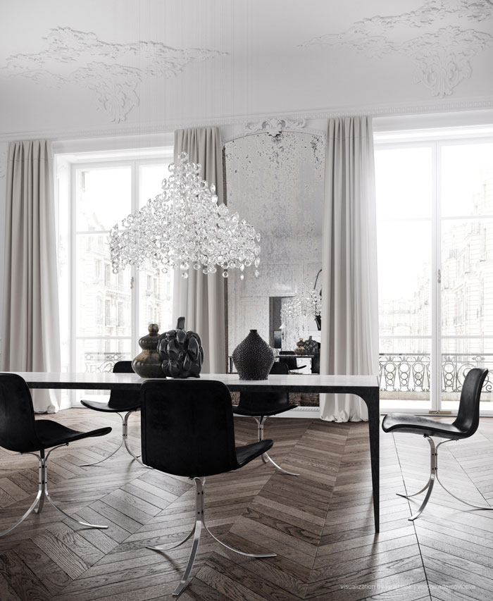 Chic-Parisian-Apartment