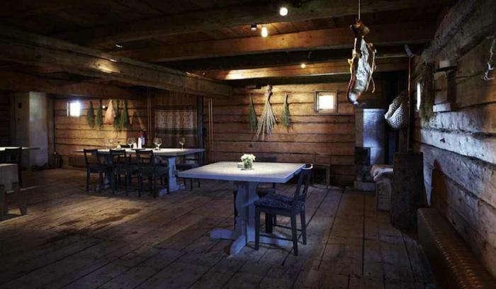Fäviken Restaurant in Northern Sweden
