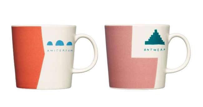 Iittala's City Mug Series by MUSUTA_2
