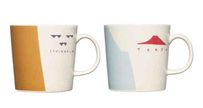 Iittala's City Mug Series by MUSUTA_3