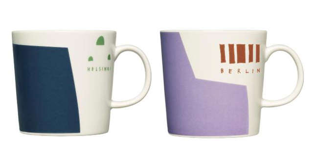 Iittala's City Mug Series by MUSUTA_4