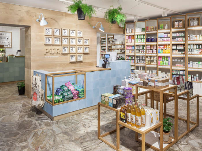 Pure Wellness Shop in Helsinki_2