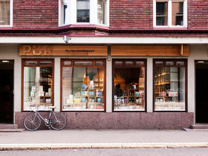 Pure Wellness Shop in Helsinki_5