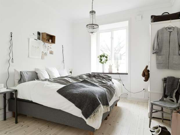 Vintage chic apartment in Sweden_8