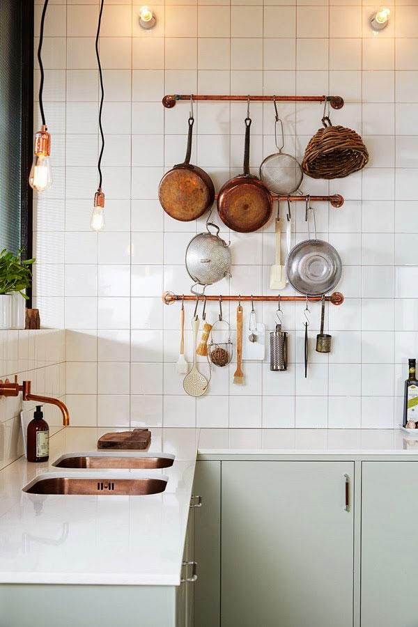 Beautiful-Mint-Kitchen-5