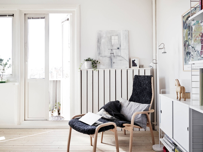 Light, airy and charming apartment in Sweden_7