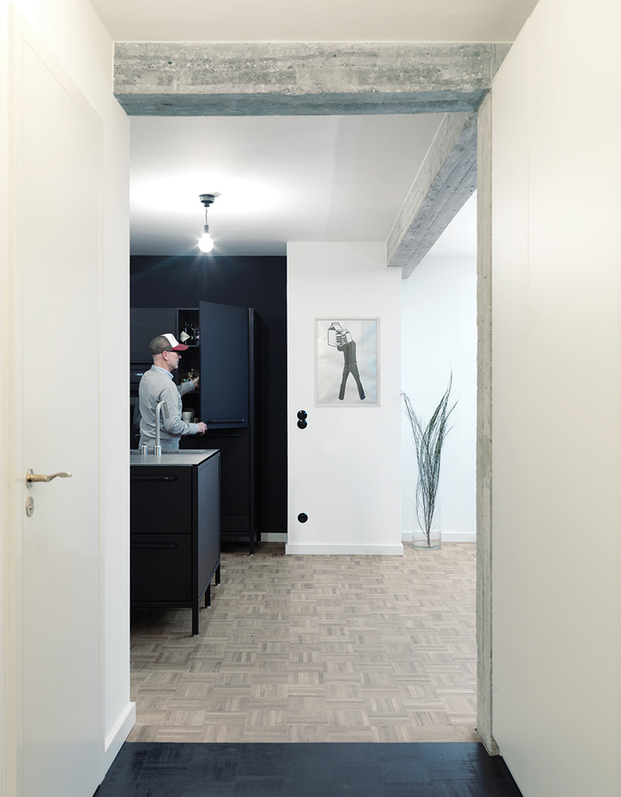 Stylish sixties apartment in Hamburg_2