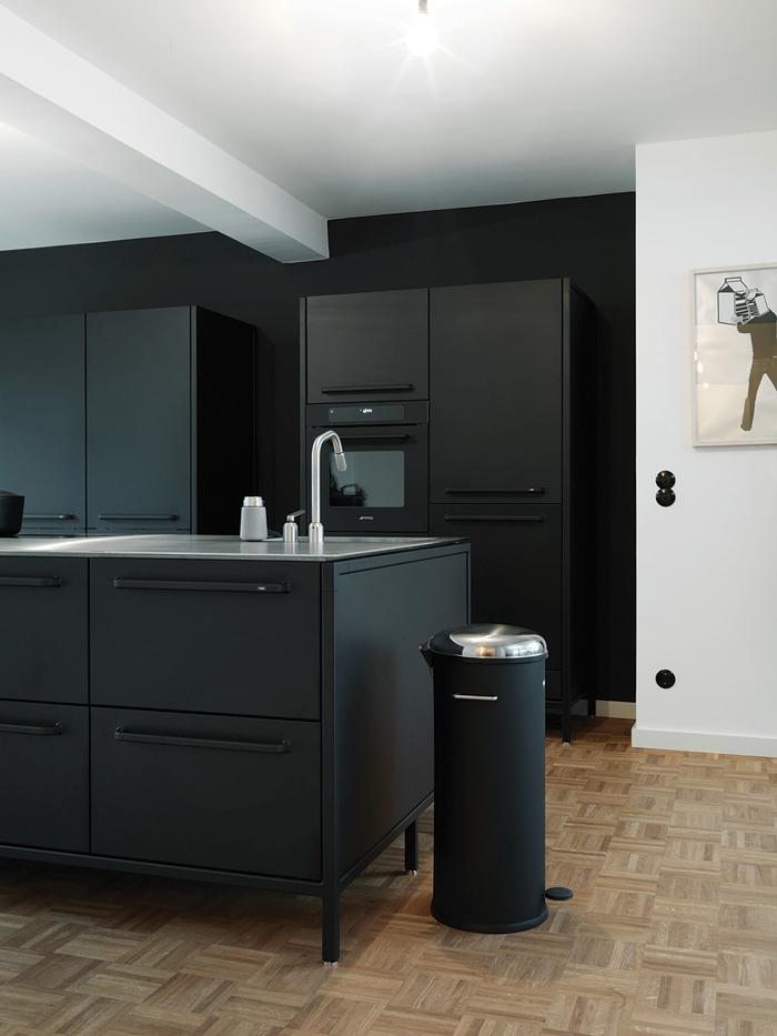 Stylish sixties apartment in Hamburg_3