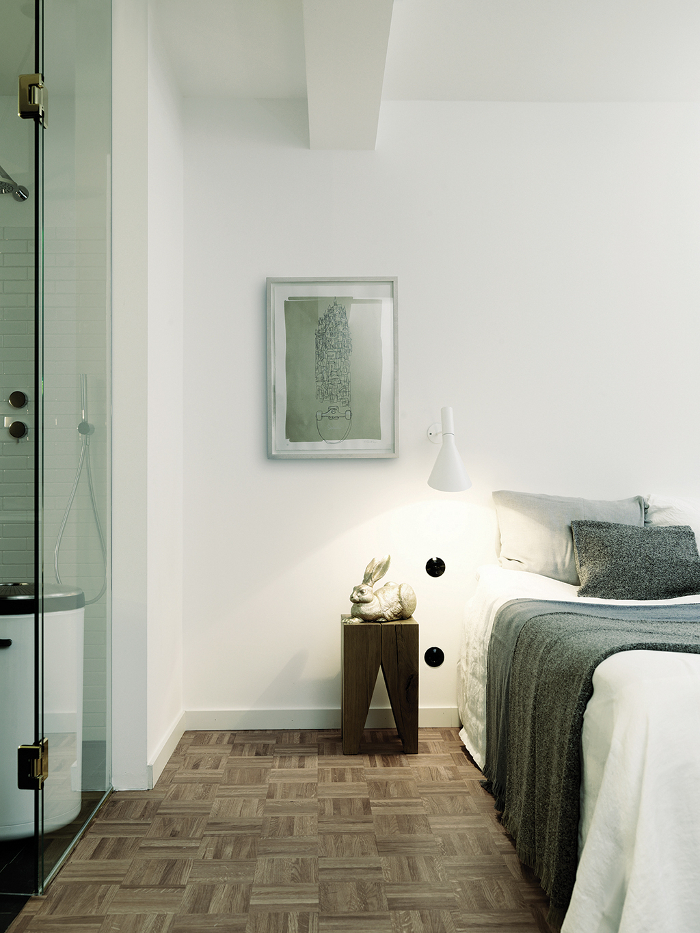 Stylish sixties apartment in Hamburg_7