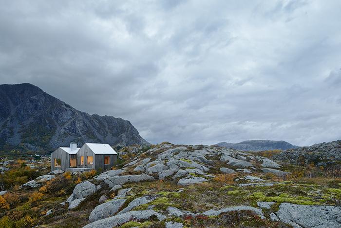 Vega Cottage in Norway_1