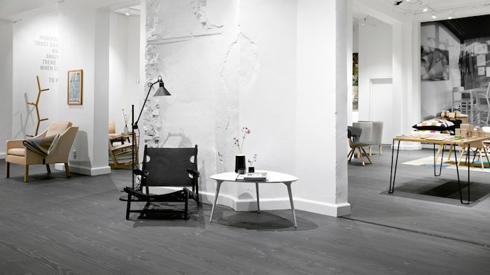 FREDERICIA Furniture Showroom in Copenhagen_3