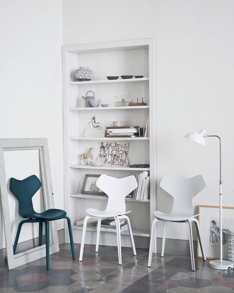 Iconic Arne Jacobsen chair reintroduced with a new twist_3