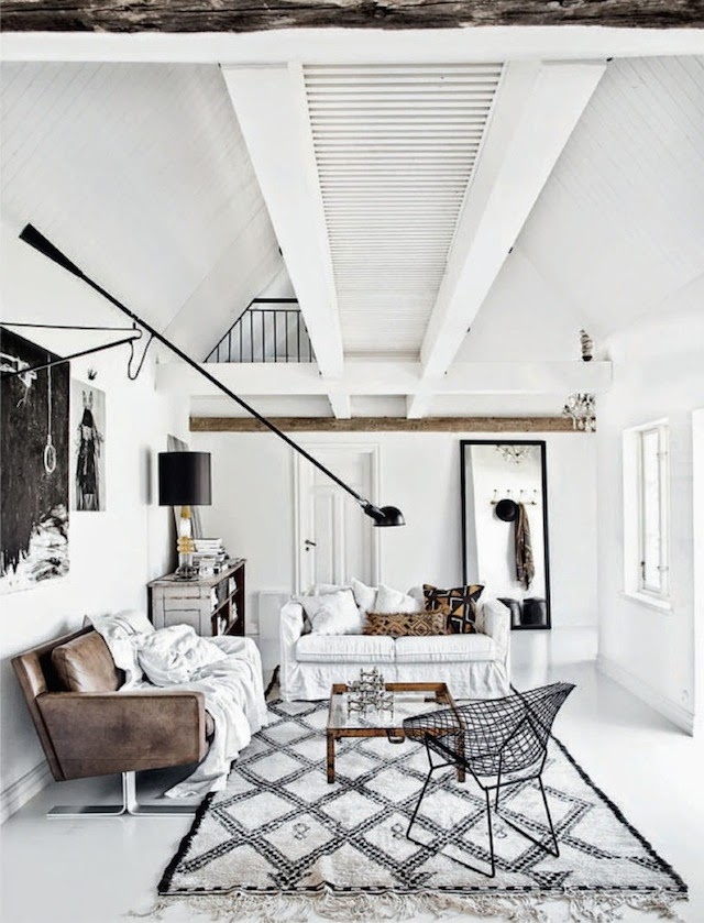 The Swedish Home of Interior Stylist Jenny Hjalmarson Boldsen_1