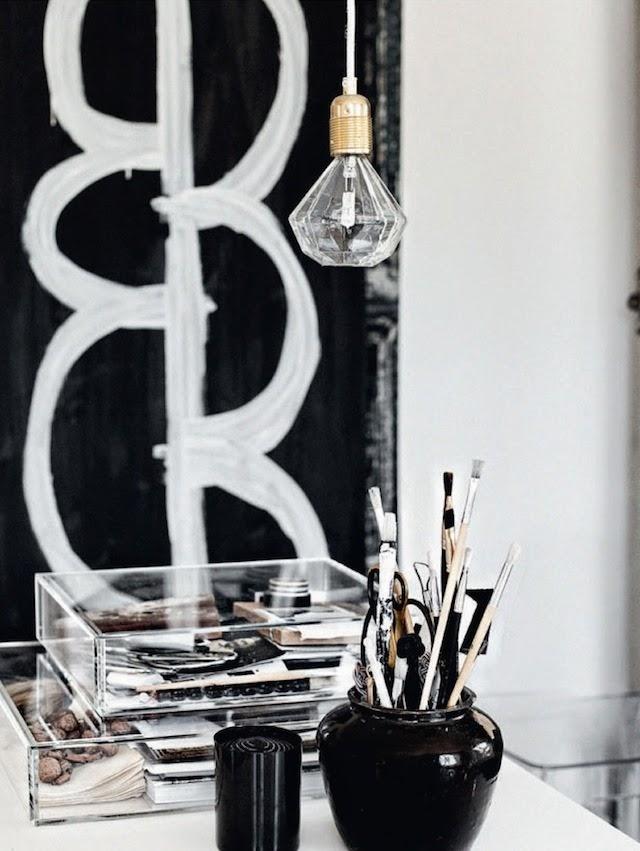 The Swedish Home of Interior Stylist Jenny Hjalmarson Boldsen_3