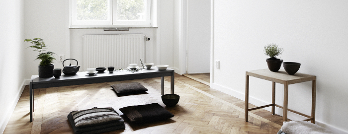 Less is more: Minimalistic interior with a zen-like feel ...