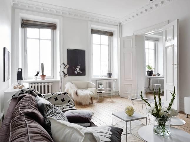 Elegant and light apartment_2