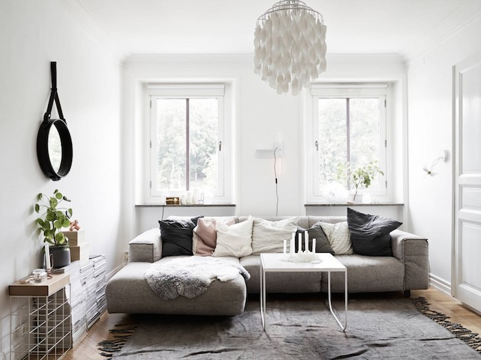 Scandinavian apartment with a romantic touch_1