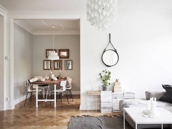 Scandinavian apartment with a romantic touch_2