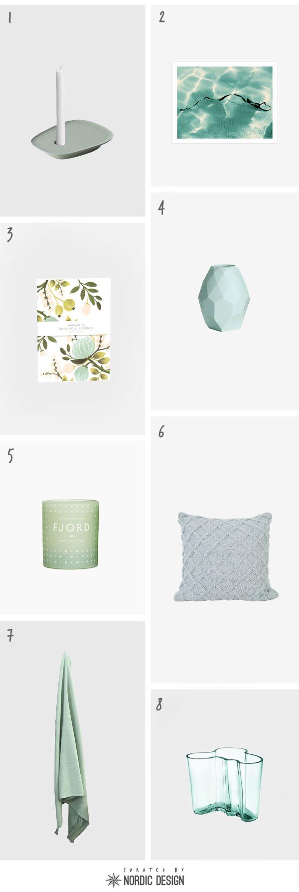 Mint-accessories