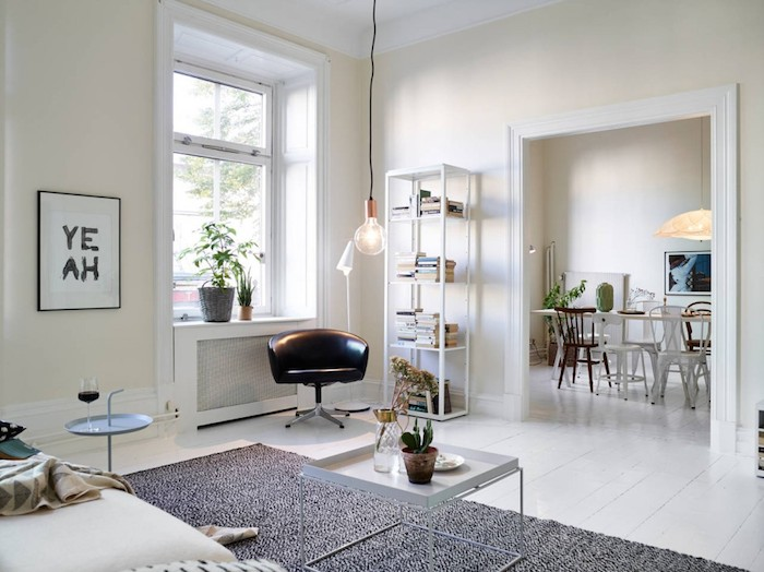 Swedish apartment with a fun and playful styling _2