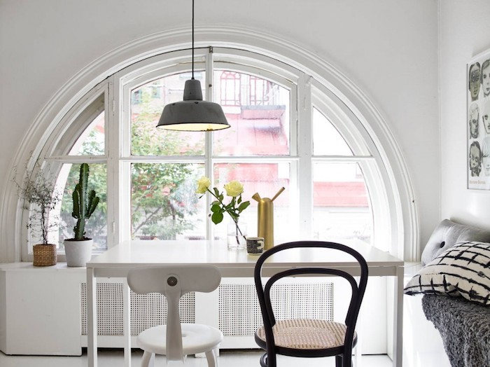 Swedish apartment with a fun and playful styling _5